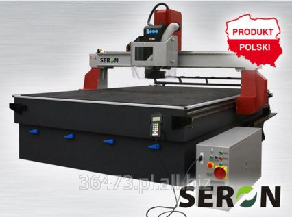 Kupić Frezarka CNC Ploter frezujący 2040 PRO SERON