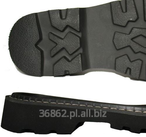 Kupić Podeszwa wykonana z gumy porowatej twardej lub miękkiej green