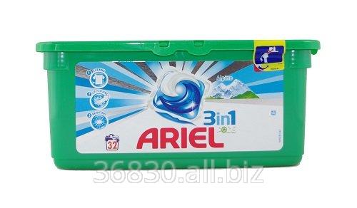 Kupić ARIEL 3IN1 COLOUR (32SZT)