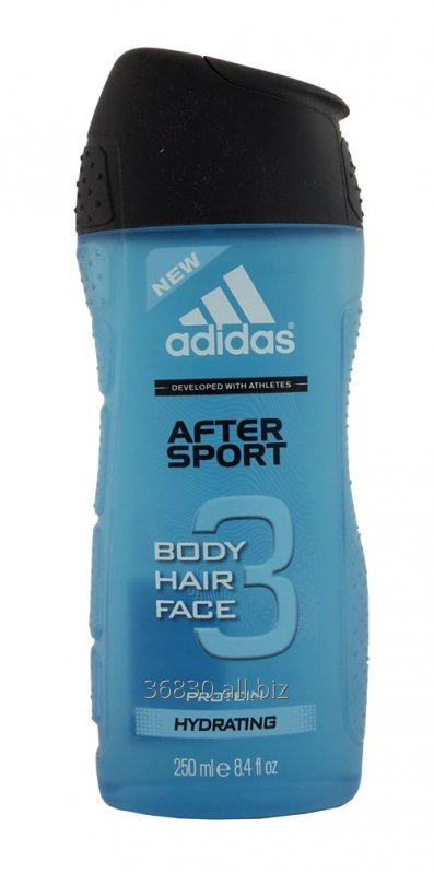 Adidas żel pod prysznic After Sport 250 ml