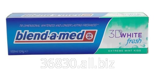 Kupić BLEND-A-MED 3D WHITE FRESH EXTREME MINT KISS (100 ML)