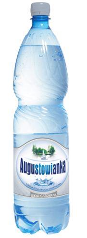 Kupić Woda mineralna lekko gazowana 1,5l