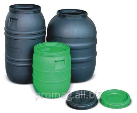 Beczki plastikowe przeznaczone są do pakowania, magazynowania oraz transportowania substancji płynnych i stałych