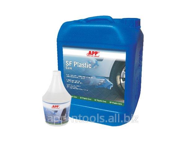 Kupić APP SF PLASTIC Care Preparat bezsilikonowy do pielęgnacji i konserwacji tworzyw sztucznych i gumy