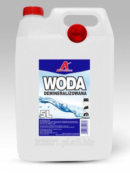 Kupić Woda Demineralizowana