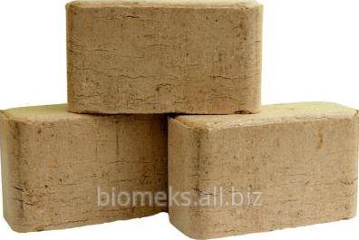 Kupić Brykiet RUF z biomasy drzewnej, brykiet do kominka, sprzedaż