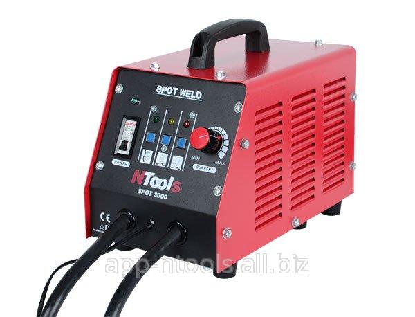 Kupić NTools SPOT 3000 Spoter kompaktowy z akcesoriami