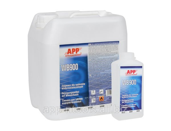 Kupić APP WB 900 Zmywacz do systemów konwencjonalnych i wodorozcieńczalnych