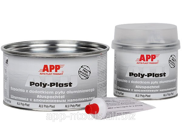 Kupić APP Alu Poly Plast Szpachla z pyłem aluminium
