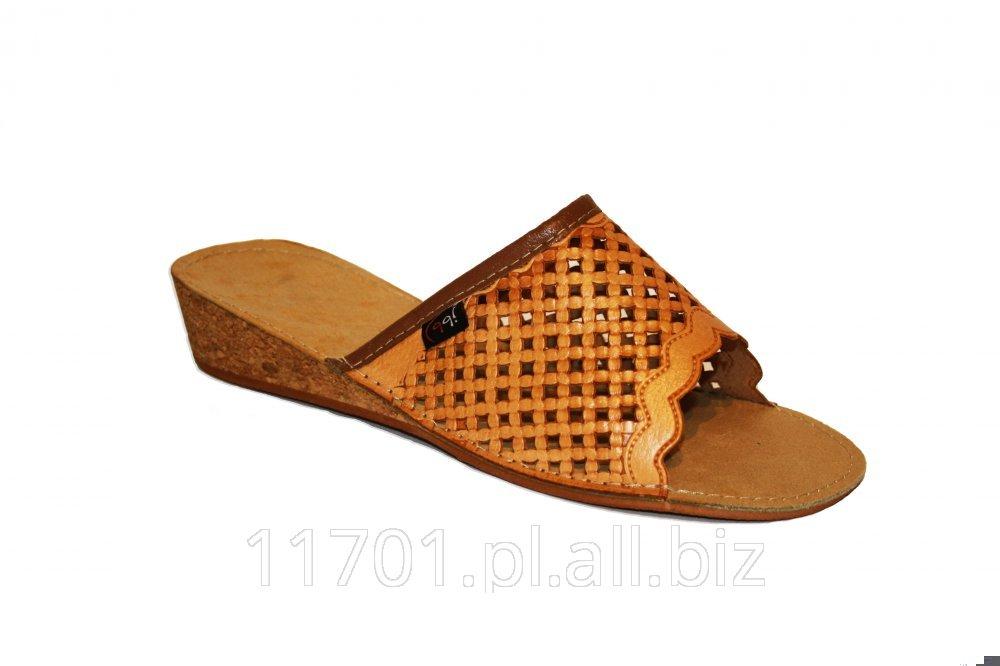 Kupić Pantofle DT8 wykonane ze świńskiej skóry