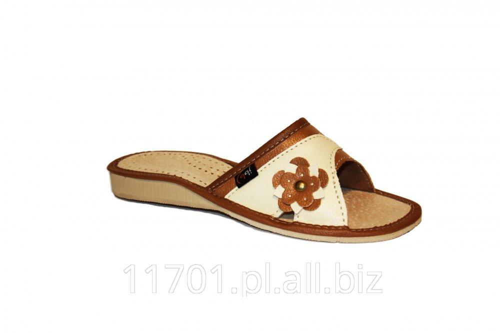 Kupić Pantofle eko wykonane z najwyższej jakości eko skóry 073