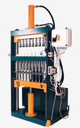 Kupić Maszyna ośmiogniazdowa z możliwością uzyskania każdej średnicy w przedziale Ø20 - Ø60 .