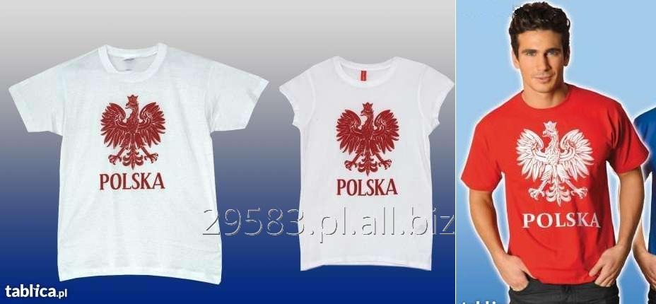 Kupić Koszulki kibica - damskie, męskie i dziecięce