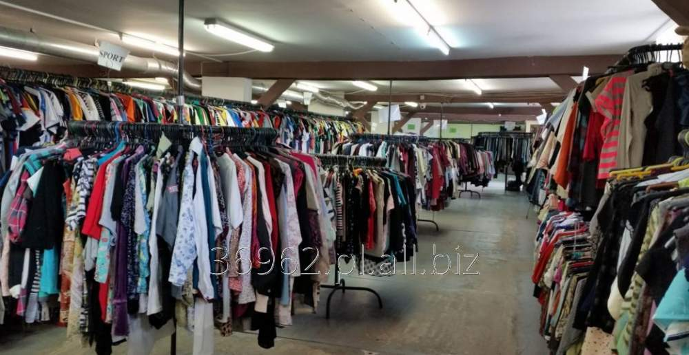 Kupić Odzież używana od UBRIMEX