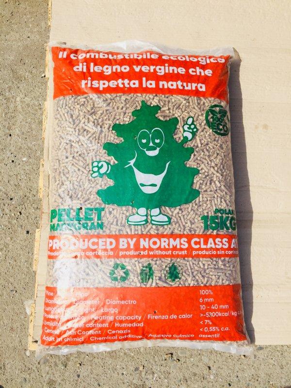 Kupić Pellet drzewny w workach, pellet luz, ilości hurtowe, sprzedaż