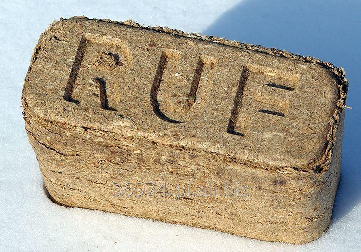 Kupić Brykiet drzewny RUF