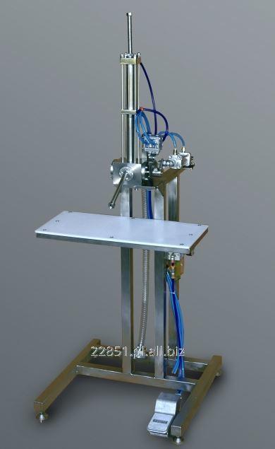 Kupić Maszyn umożliwiające dozowanie płynów