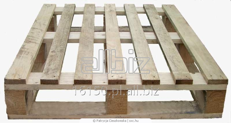 Kupić Palety drewniane EUR EPAL, palety euro