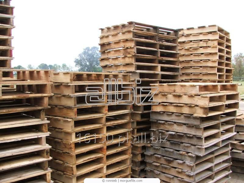 Kupić Palety euro, Palety drewniane EUR EPAL
