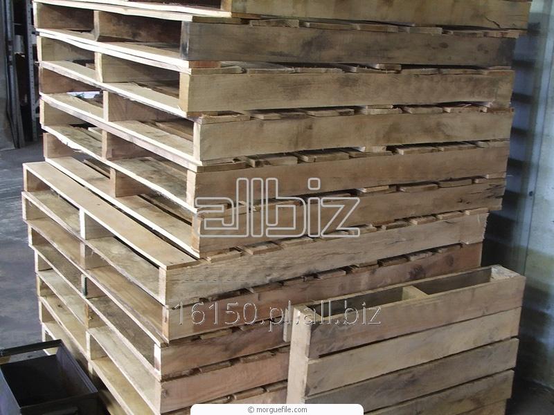 Kupić Palety drewniane, chętnie eksportujemy