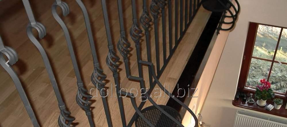 Kupić Kraty, balustrady i poręcze, Balustrady mostowe Dolibóg Kowalstwo Ozdobne