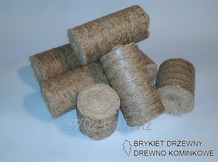 Kupić Brykiet drzewny Nestro Walec Dębowy / Zamiennik Węgla