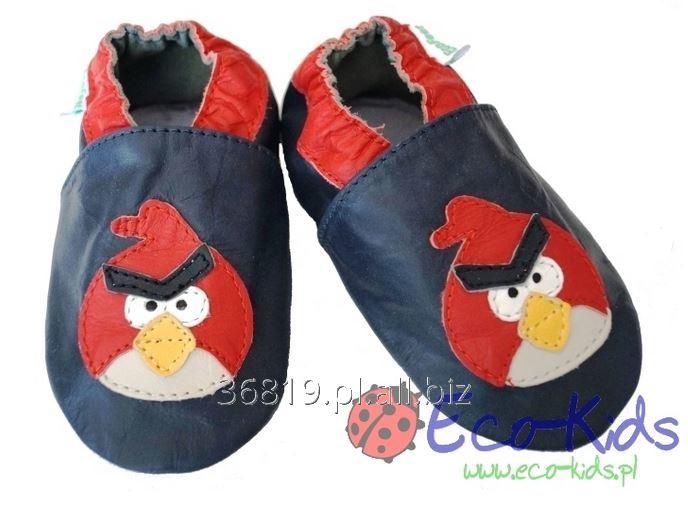Kupić Paputki dla chłopców Angry Bird 6-12 m. (12.5 cm)