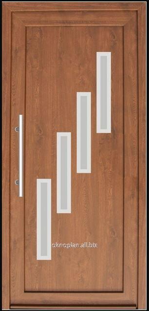Kupić Drzwi wejściowe wypełnieniowe PCV Aparyt