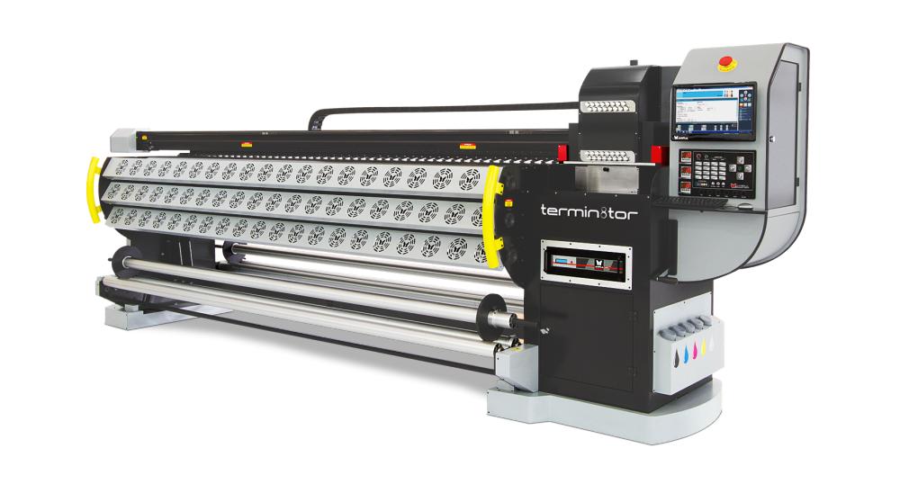 Kupić Termin8tor - druk solwentowy, najwyższa jakość