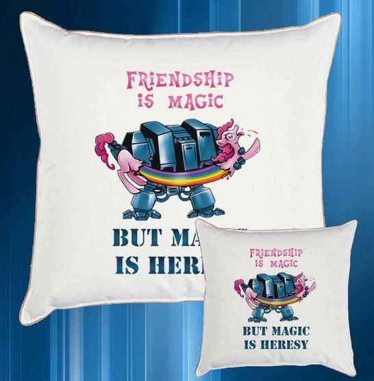 Kupić Poduszka Friendship Is Magic, but Magic Is Heresy