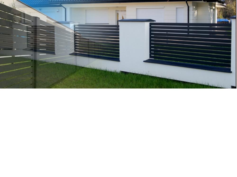 Kupić Ogrodzenie Model PP002(P82)