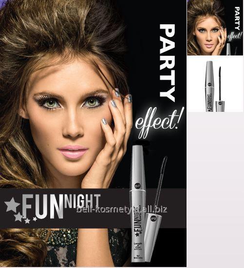 Kupić Wydłużająco-podkręcający tusz do rzęs Fun Night Party Effect Mascara