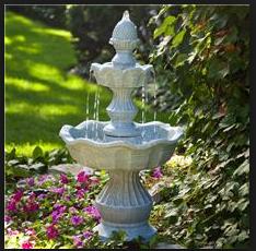 Kupić Fontanna ogrodowa wzory klasyczne i modernistyczne