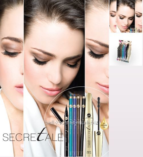 Wodoodporna kredka do oczu SECRETALE Eye Liner Pencil