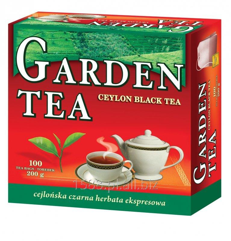 Kupić GARDEN TEA 100 torebek