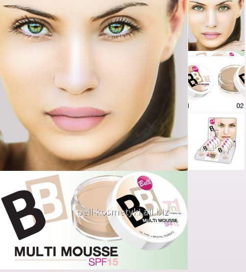 Kupić Wielozadaniowy podkład w musie BB Multi Mousse 7 in 1