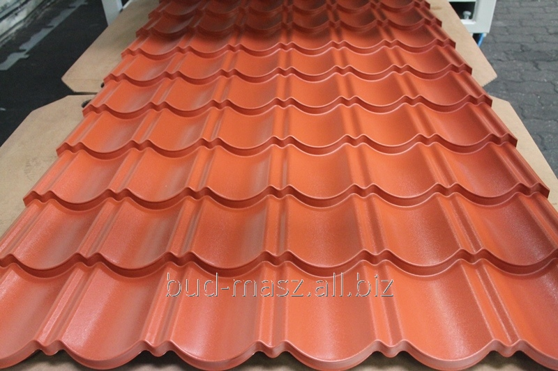 Buy LINE FOR PROFILING METAL TILES IN MODULE D18 721 Symetric