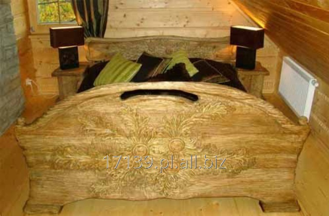 Kupić Rzeźbione meble drewniane wykonywane na zamówienie