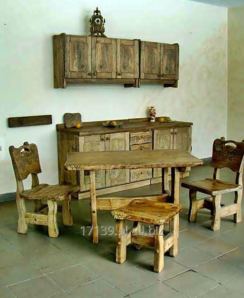 Kupić Meble ozdobne, rzeźbione, wykonywane na zamówienie