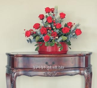 Kupić Klasyczne kompozycje z kwiatów stabilizowanych.
