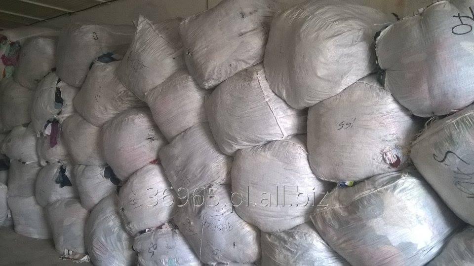 Kupić Czyściwo bawełniane białe