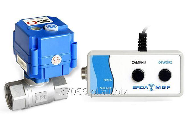 Kupić Zestaw EMZ1P: przewodowy system przeciwzalaniowy ERDA-MGF z jednym elektrozaworem