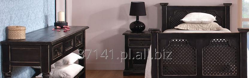 Kupić Meble rustykalne wykonane z drewna naturalnego.