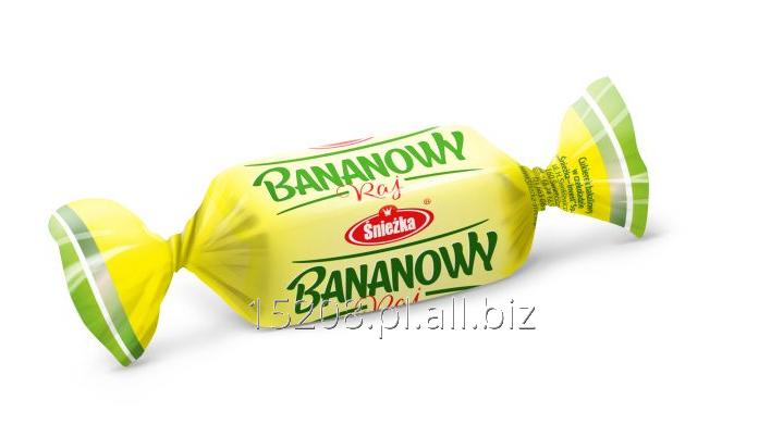 Kupić Cukierki w czekoladzie o smaku bananowym