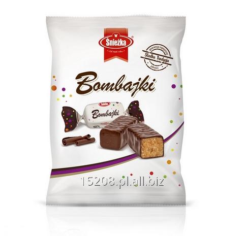 Kupić Cukierki czekoladowe o smaku śmietankowym