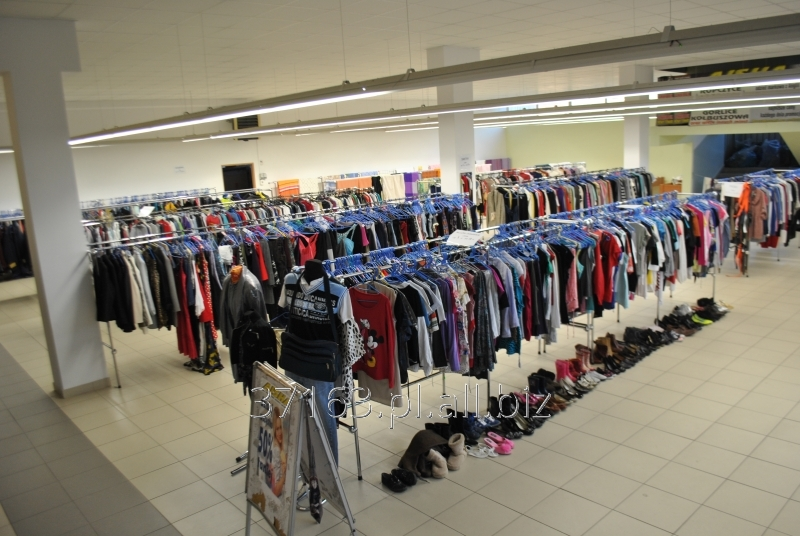 Kupić Odzież używana