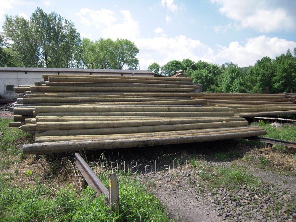 Kupić Konstrukcje wsporcze drewniane
