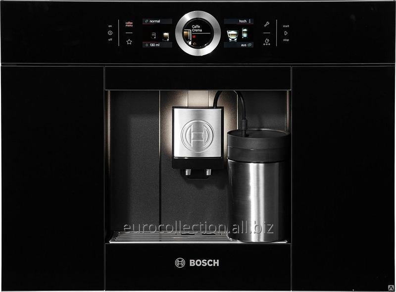 Встраиваемая кофемашина BOSCH CTL 636EB1 (кофевара)