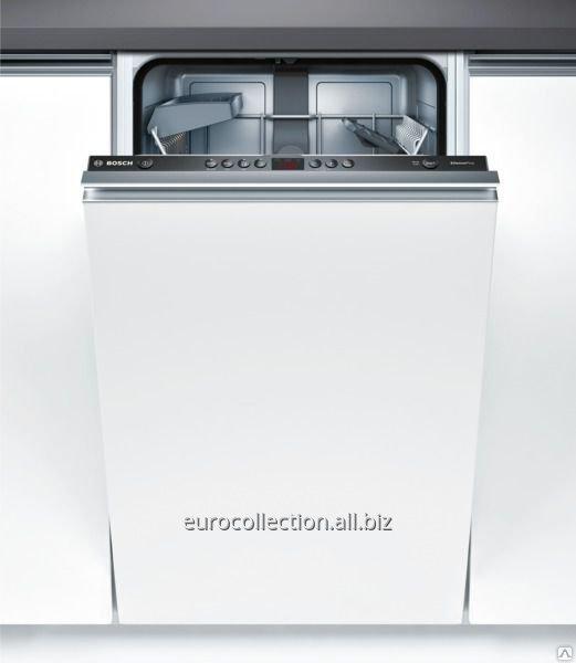 Посудомоечная машина встраиваемая BOSCH SPV 40M20EU