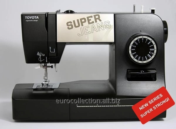Kupić Швейеая машина TOYOTA SUPER JEANS SPJ 17 XL